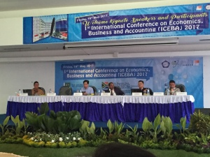 International Conference on Economics Bussines and Accounting